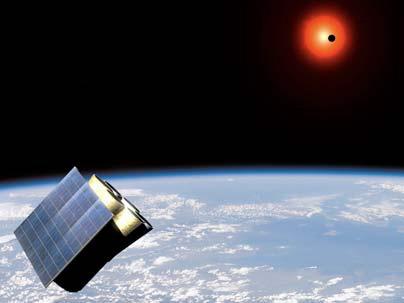 Спутниковая обсерватория Google и MIT