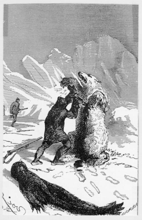 Жюль Верн: Белый медведь