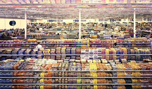 Andreas Gursky - 99 cents