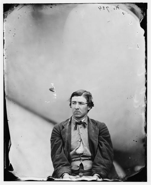 David E. Herold 1844-1865 a conspirator