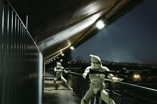Star Wars Urban 5