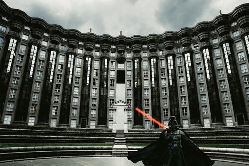 Star Wars Urban 3