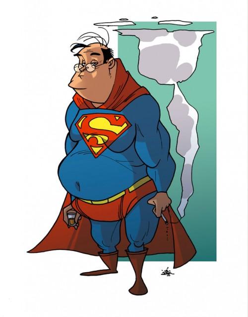Супергерои - Супермэн
