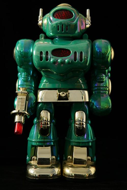 Винтажные роботы - Наивный викторианский