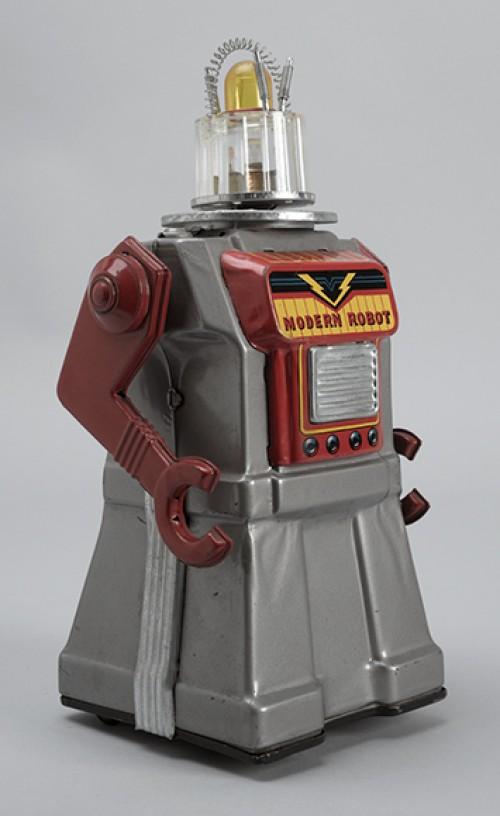 Винтажные роботы - Современный робот