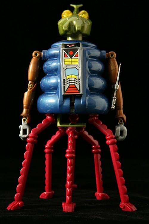 Винтажные роботы - Паук из открытого космоса