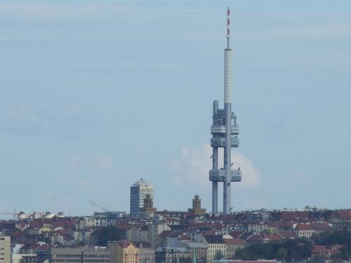 Жижковская телевизионная башня 3