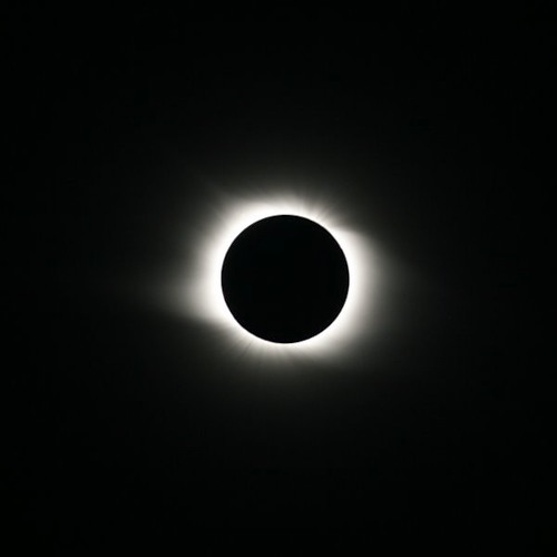 Солнечное затмение - Корона