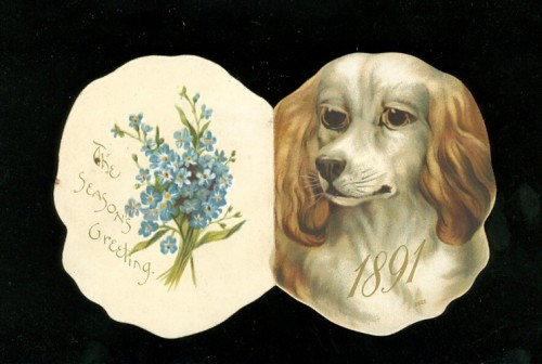 Календарь за 1891 год