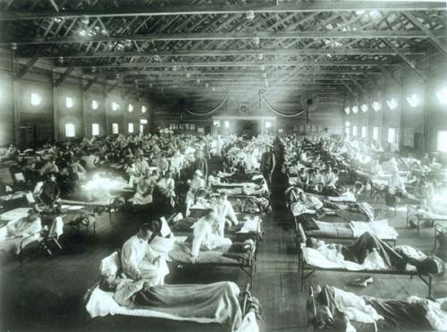 Испанский грипп