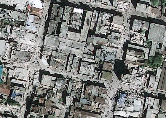 Землятресение на Гаити