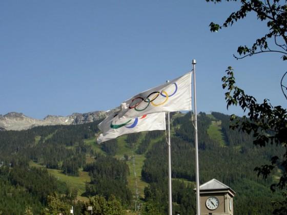 Олимпийские игры без снега