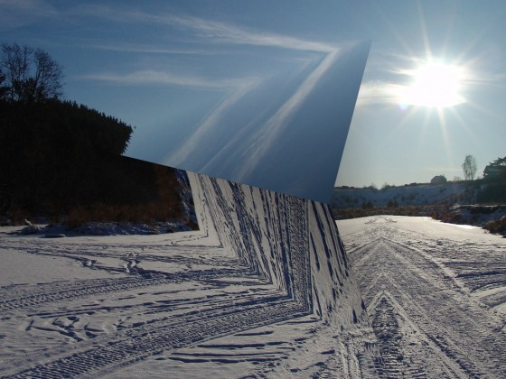 Persistent pyramids