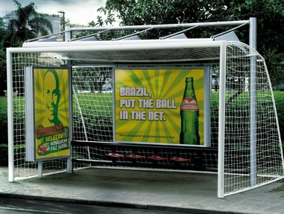 Бразильская футбольная остановка
